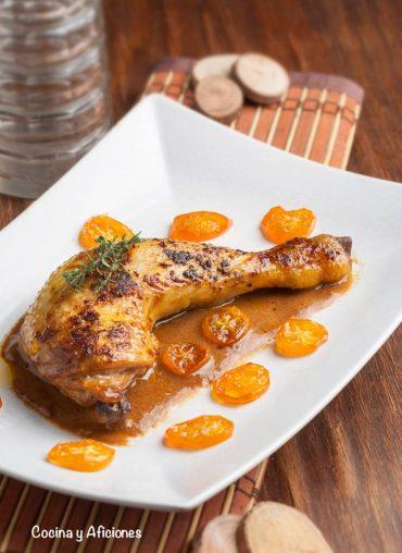 Pollo en salsa de café, receta paso a paso para el #diadelcafe.