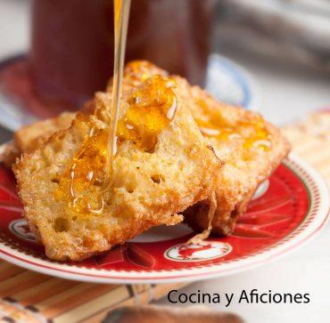 Torrijas de miel, sencillas, fáciles de cocinar y deliciosas