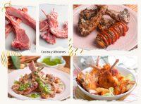 Chuletas de cordero, tres deliciosas y sencillas recetas que te van a sorprender