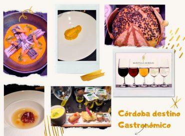 Córdoba, un destino gastronómico de primera