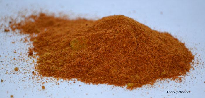 curry tandoori