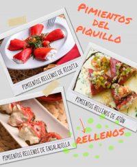 Pimientos del piquillo, la joya de La Rioja 3 recetas para disfrutar