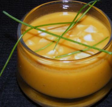 Crema de verduras, receta paso a paso