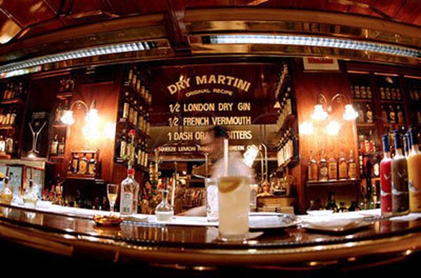 El Dry Martini de Barcelona. 1