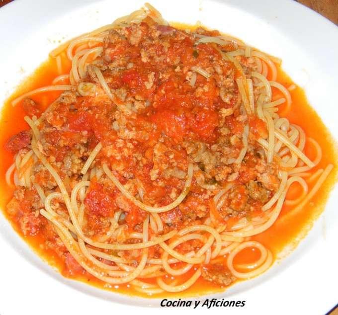 Espagueti  Imbottite  1