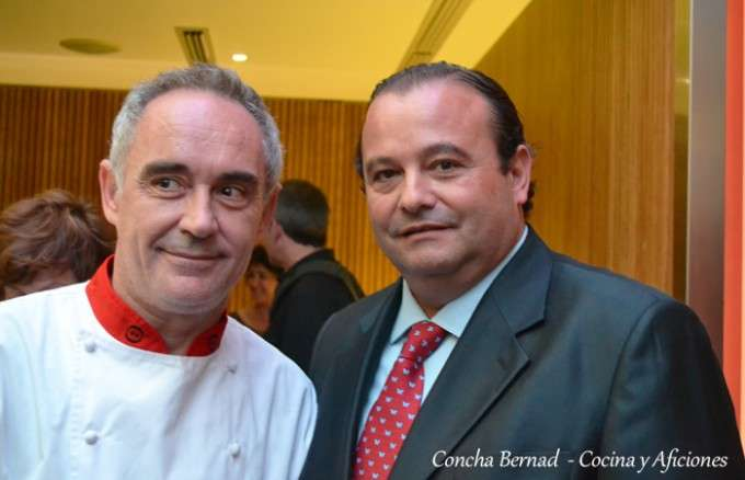 Ferran Adria y Joselito