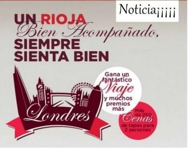 Celebra La Vida con Rioja&Tapas.