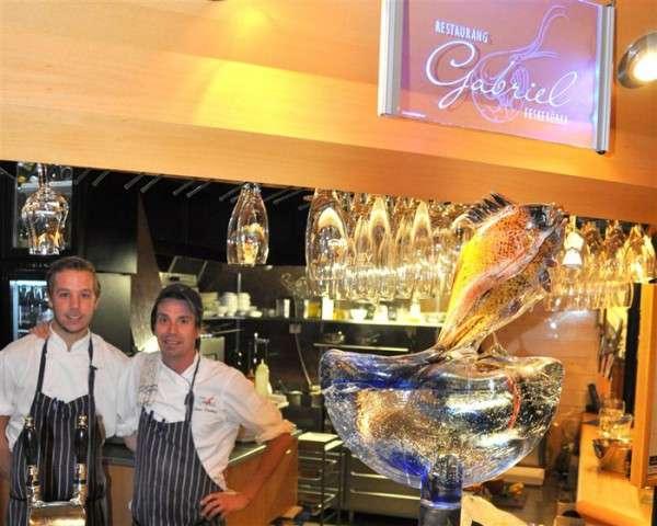 Los chefs del Restaurante Gabriel (Medium)