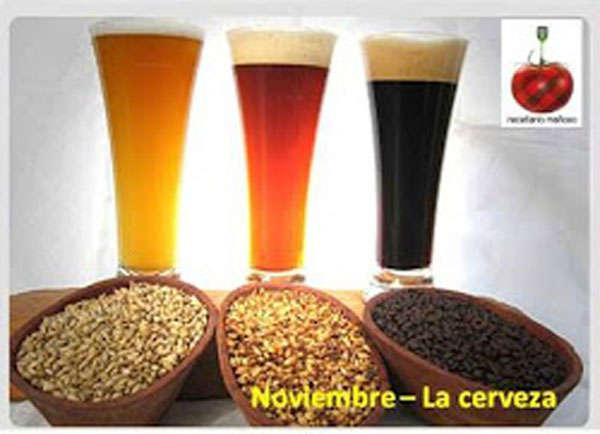 Recetario Mañoso: La cerveza (Noviembre  2012)