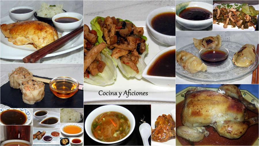 Una comida china muy especial el banquete de los 8 platos for Platos cocina