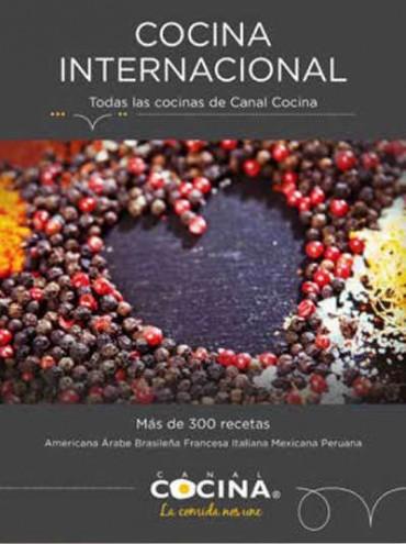 Cocina Internacional, un paseo gastronómico con las mejores recetas.