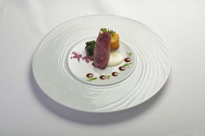 Ya tenemos el ganador del premio promesas de la alta for Platos de alta cocina