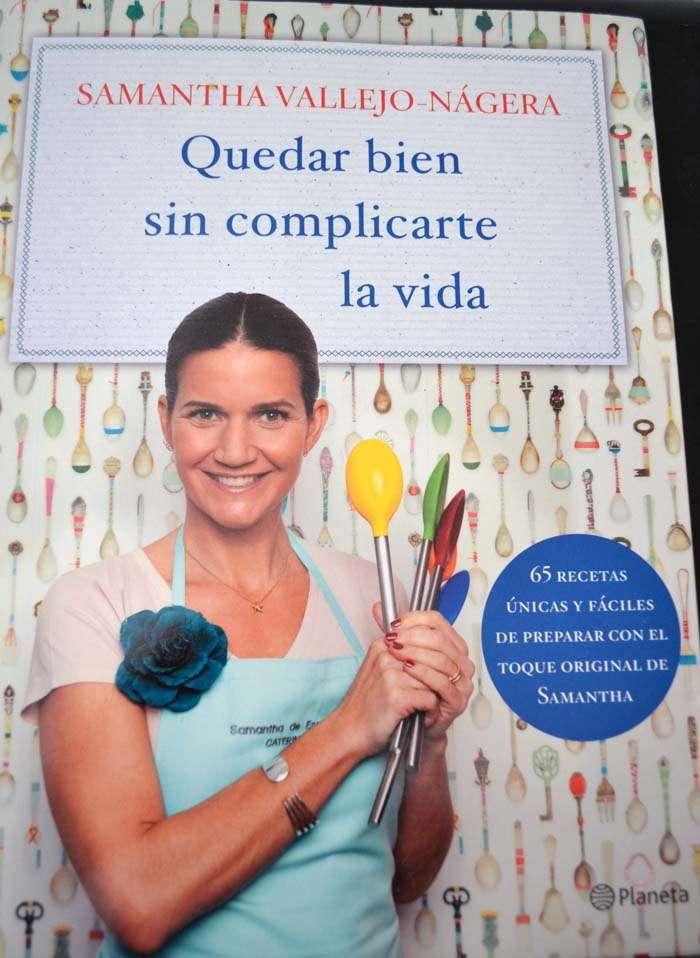 Quedar bien sin complicarte la vida, el nuevo libro de Samantha de España.