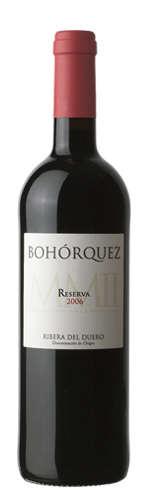 Reserva de 2006 de Bodegas Bohorquez,