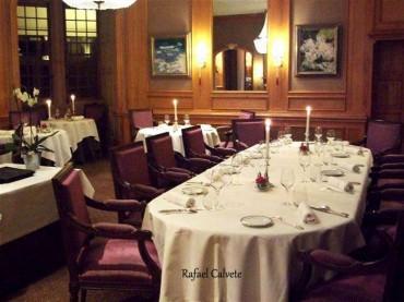 """Una magnífica cena gourmet en el restaurante """"Le Moulin de Connelles"""""""