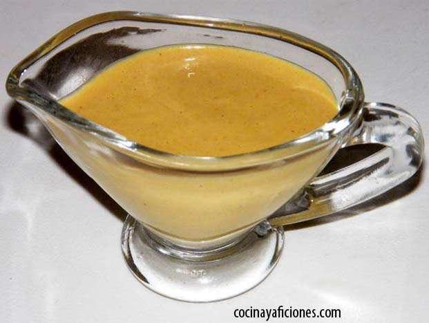 Salsa de mostaza al vinagre de Módena 1