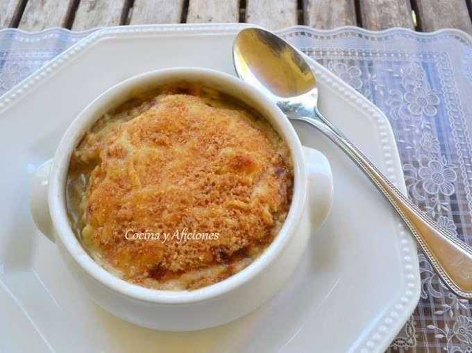 Sopa de cebolla 1