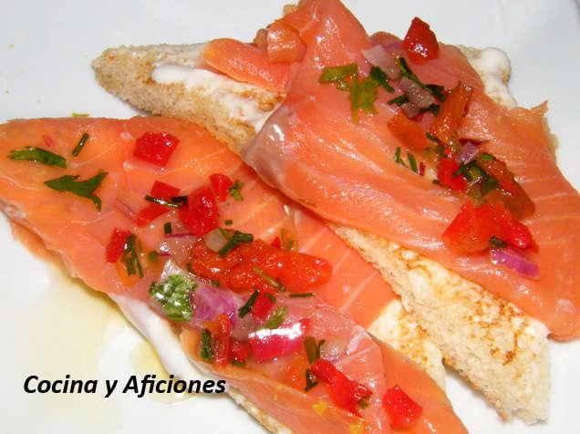 Tapa loca de salmón 11