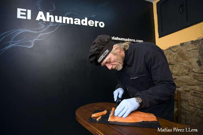 Sugerentes ahumados en Madarcos