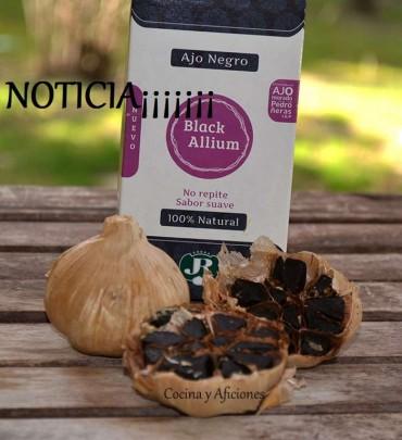 """Ya se puede comprar """"black allium"""" (ajo negro) on-line"""