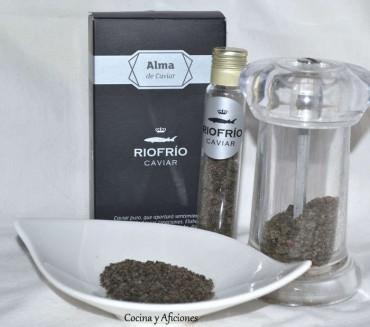 Alma de caviar, un nuevo ingrediente en mi cocina.
