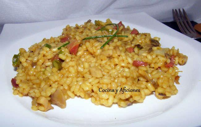 arroz sencillo 2