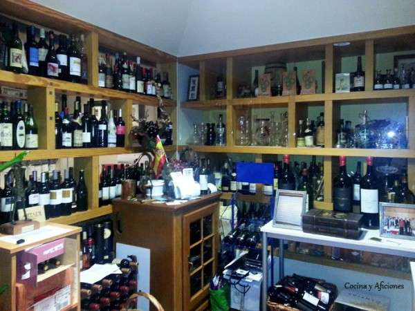 aula del vino