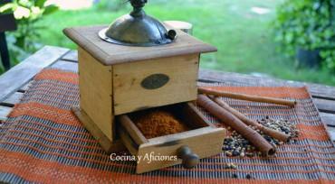 Mezcla de especias: Baharat,  el sabor del Mediterráneo oriental