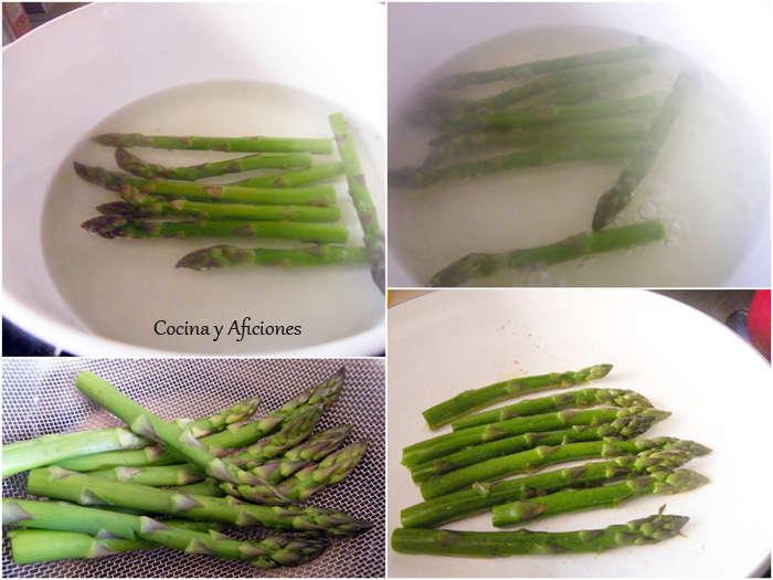 Técnicas de cocina: Blanquear verduras, paso a paso