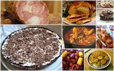 Las cocinas de Luisiana: cajún y creole, apuntes.