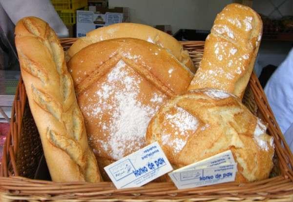 Taller de pan, una clase magistral.