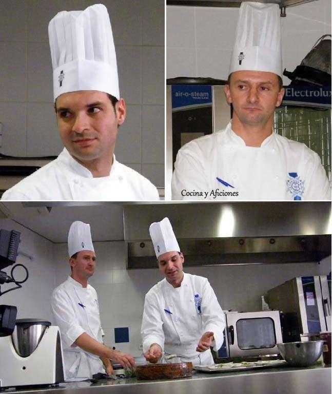 Nuevo «Diploma de Cocina Española» y premio «Promesas Alta Cocina» en Le Cordon Bleu