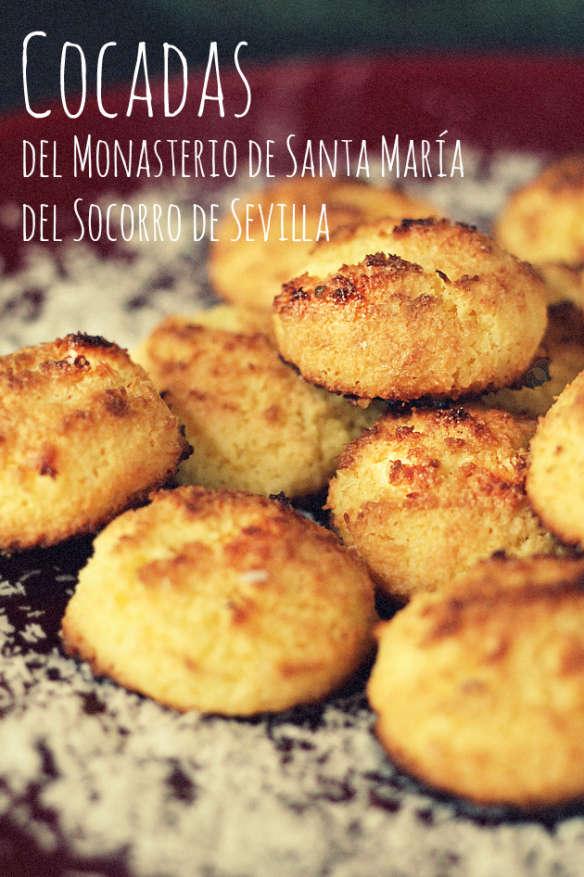 """Cocadas del Monasterio de Santa María del Socorro de Sevilla de  """"Foodmorning», las recetas de mis amigas."""