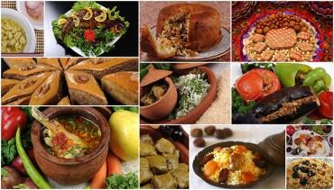 La cocina azerbaiyana, apuntes.