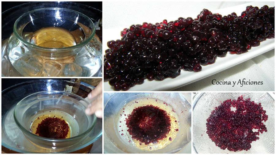 collage de caviar de vino tinto1