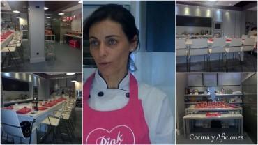 Taller con manzanas Pink Lady en la Escuela de Cocina Telva