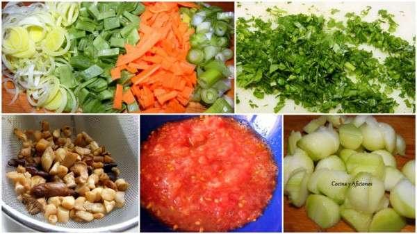 collage ingredientes