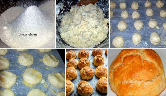 collage scones