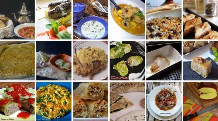 La cocina acerí (azerbaiyana), todas las recetas publicadas.