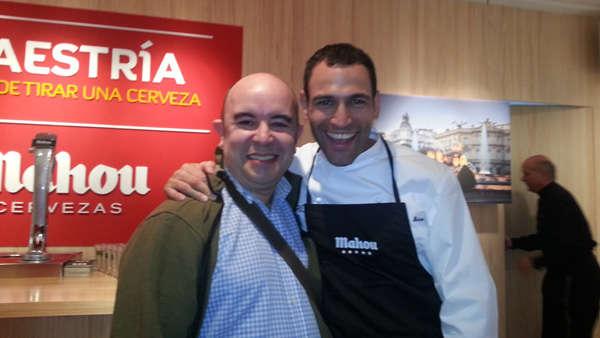 Dario Barrio y Paco Becerro (Lazy Blog)