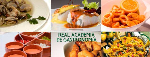Los 100 platos mas emblematicos de la gastronomía española.