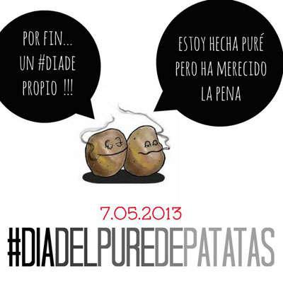 diadel pure de patata