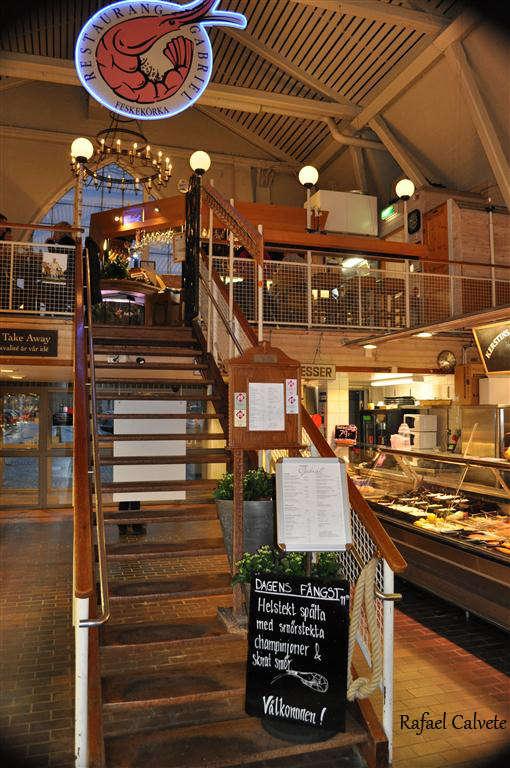 """Restaurante """"GABRIEL"""" en Gotemburgo"""
