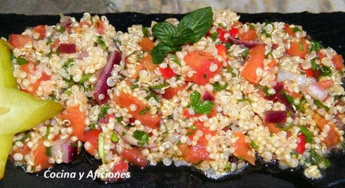 ensalada de quinoa ok
