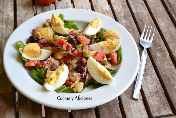 ensalada nicoise 2