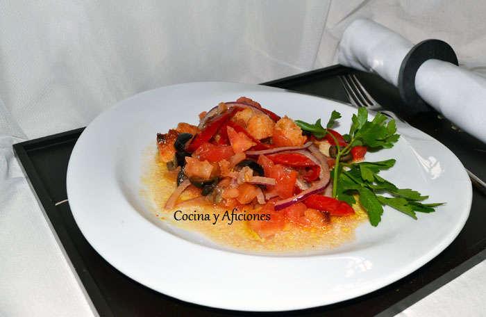 ensalada panzanella 1