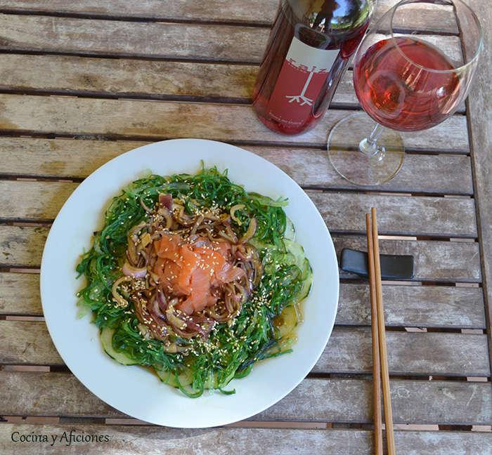 ensalada wakame 1