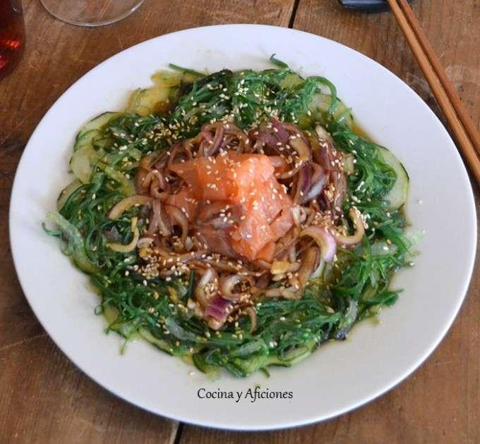 ensalada wakame 1c