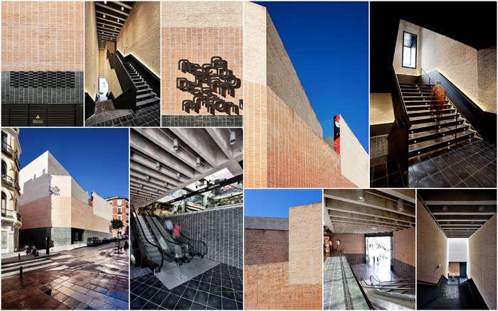 exteriores collage