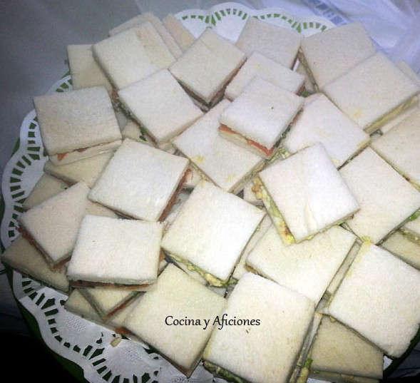 Técnicas de cocina: TRUCO para cortar los sándwiches y que  salgan todos iguales